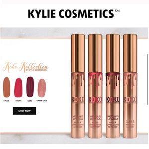 NWT Kylie Koko Kollection lippies